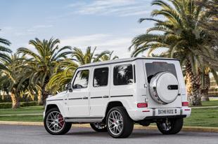 Genewa 2018. Mercedes-AMG G 63 o mocy blisko 600 KM