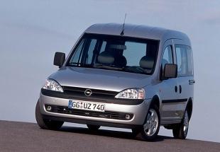 Opel Combo C (2001 - 2011) VAN