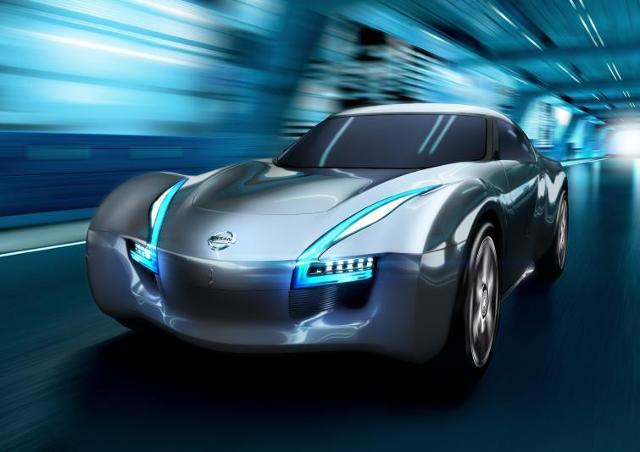 Nissan Esflow na prąd: pięć sekund do setki