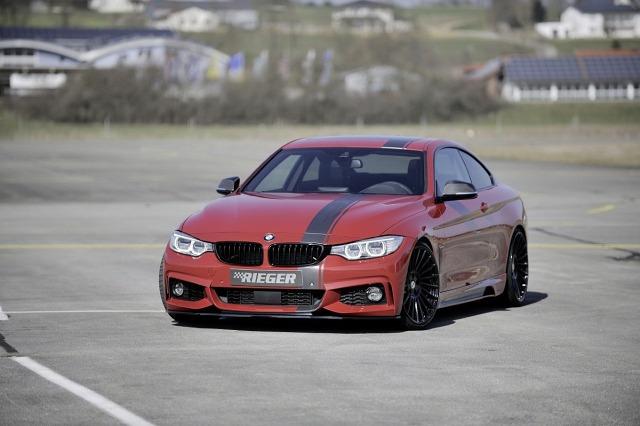 BMW 4 Coupe / Fot. BMW