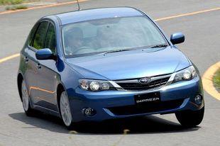Subaru Impreza III (2007 - 2011)