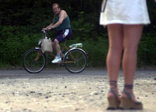 Fot. Krzysztof Matuszyński: Nietrzeźwy rowerzysta - jeśli tylko ma prawo jazdy - może wyrokiem sądu je stracić, i to na zawsze.