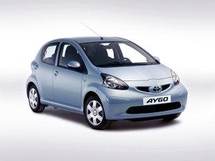 Toyota Aygo (2005 - teraz)