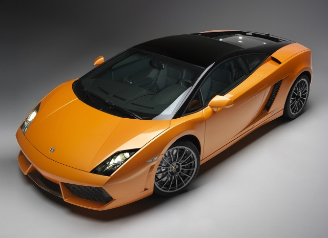 zdjęcie Lamborghini Gallardo LP 560-4 Bicolore