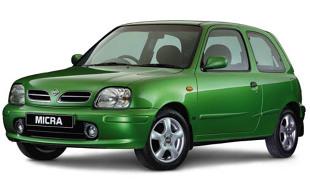 Nissan Micra II (1992 - 2003) Hatchback
