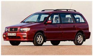 Kia Joice I (1999 - 2002) MPV