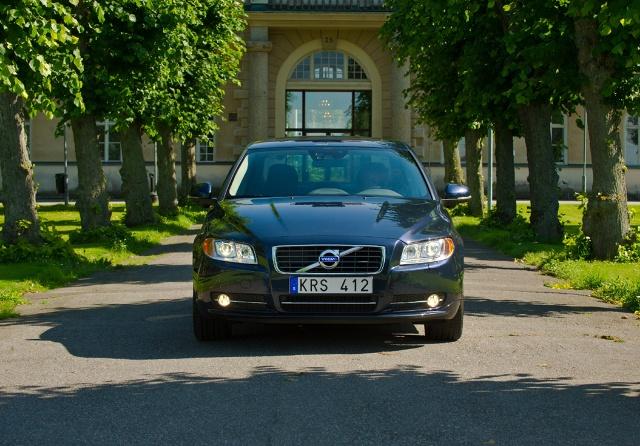 zdjęcie Volvo S80