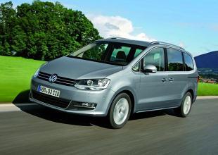 Volkswagen Sharan II (2010 - teraz)