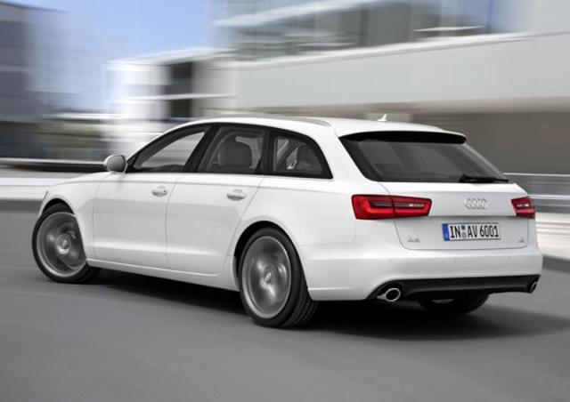 Nowe Audi A6 Avant – lżejsze i lepiej wyposażone kombi