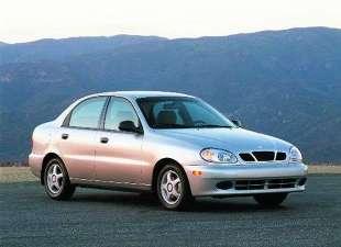 Daewoo Lanos (1997 - 2008) Sedan