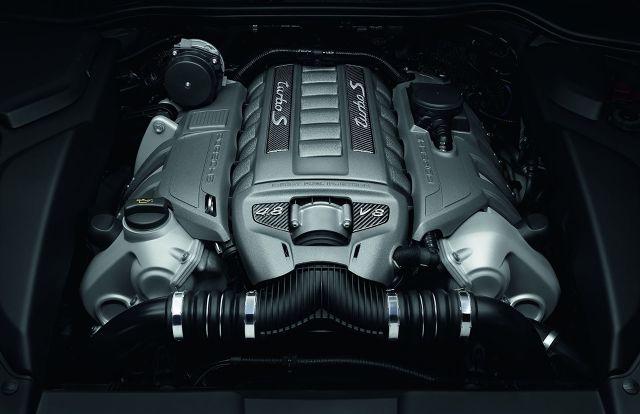 zdjęcie Porsche Cayenne Turbo S