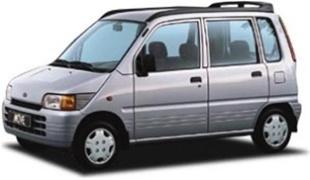 Daihatsu Move (1995 - teraz) Kombi