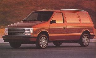 Plymouth Voyager III (1990 - 1995) Van