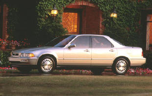 Acura Legend II (1990 - 1996) Sedan