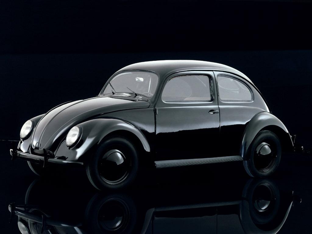Volkswagen Beetle 1938 / Fot. Volkswagen