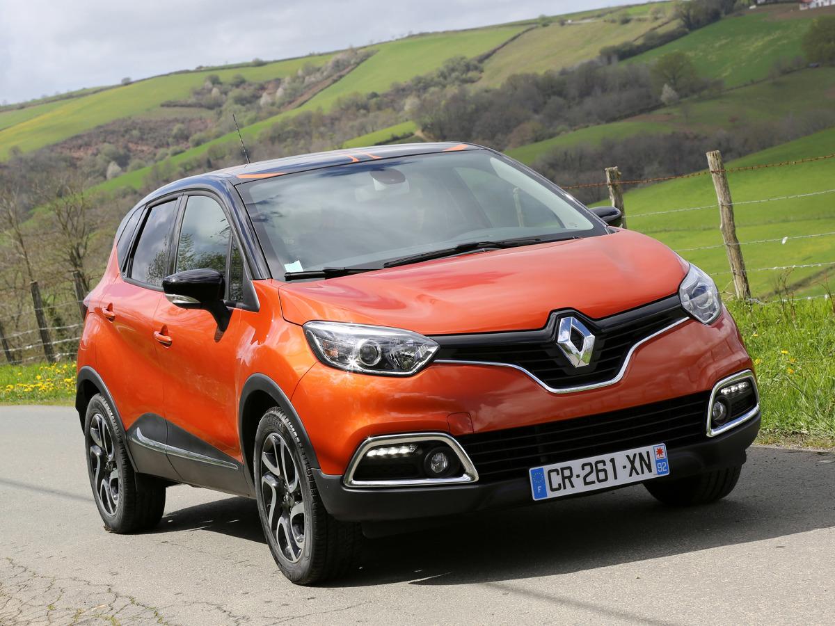 Renault Captur / Fot. Renault