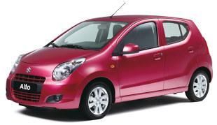 Suzuki Alto VII (2009 - teraz)