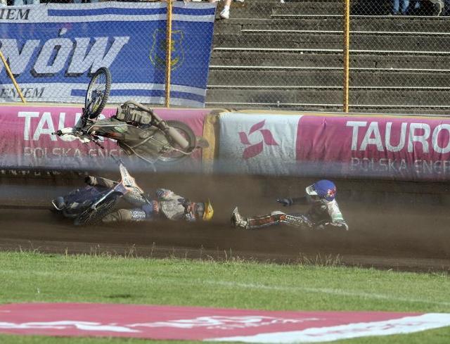 Speedway ekstraliga: Unia pokonała Falubaz, emocje w Tarnowie