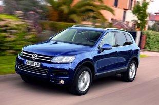 Volkswagen Touareg II (2010 - teraz)