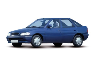 Ford Escort V (1990 - 1995) Hatchback