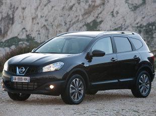 Nissan Qashqai+2 I (2008 - teraz)