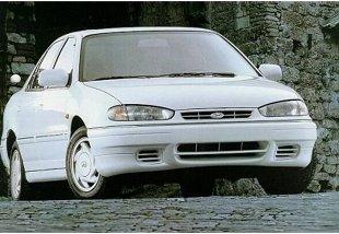 Hyundai Lantra I (1991 - 1995) Sedan