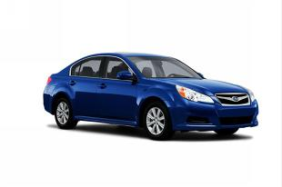 Subaru Legacy / Legacy Outback V (2009 - teraz) Sedan