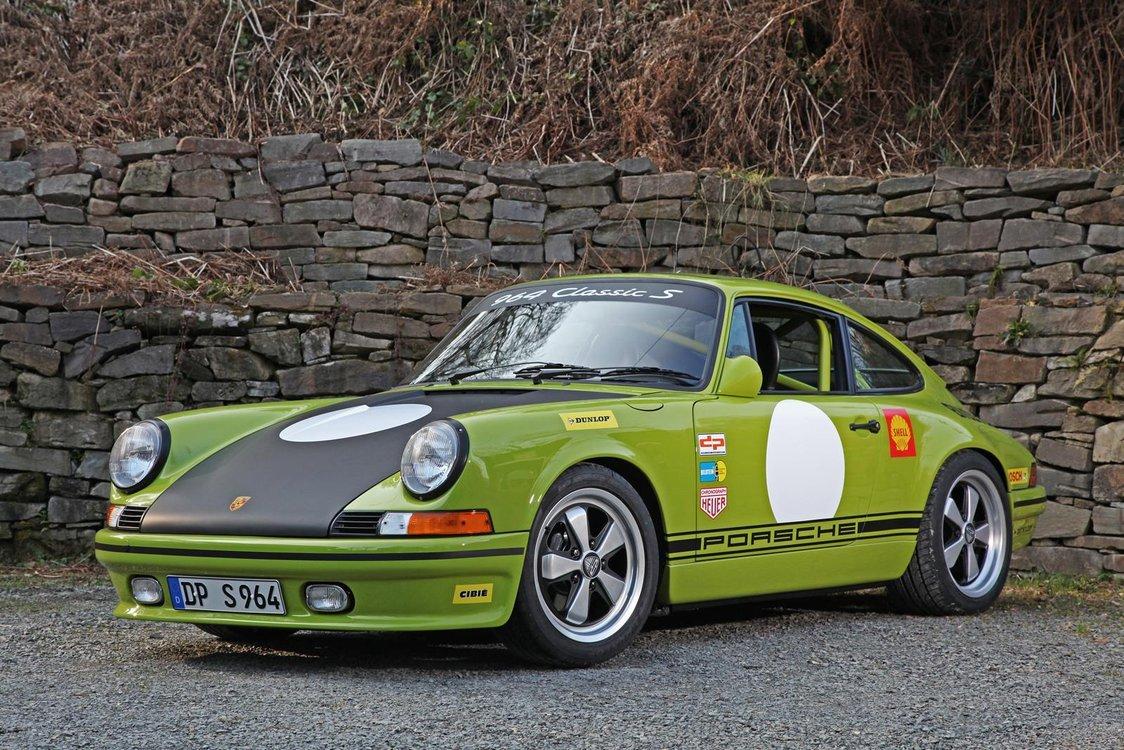 Porsche 911 (964) / Fot. DD Motosport