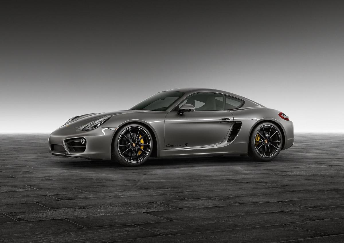 Porsche Cayman S  / Fot. Porsche Exclusive