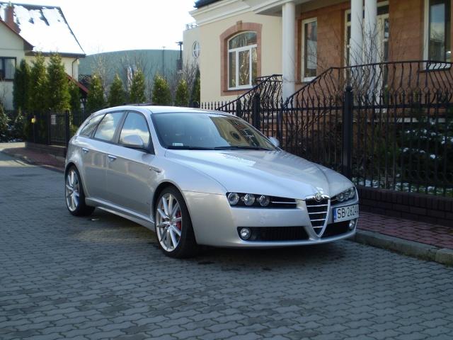 zdjęcie Alfa Romeo Sportwagon Ti 3,2 260 KM