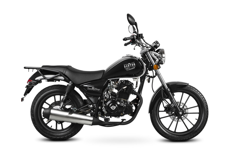 Motocykle 125 Cm3 Oferta Barton Motors