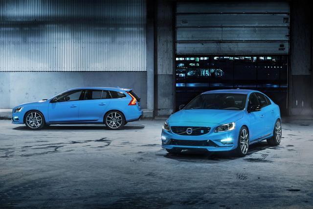 Volvo S60 & V60 Polestar  / Fot. Volvo