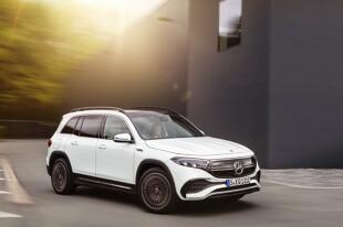Mercedes EQB. Rodzinny SUV na prąd