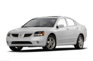 Mitsubishi Galant IX (2006 - teraz) Sedan