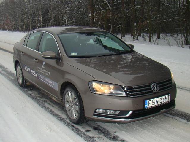 Testujemy: Volkswagen Passat - siódme wcielenie klasyka