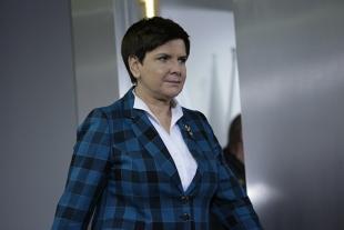 Wypadek Beaty Szydło. Była premier w sądzie (video)