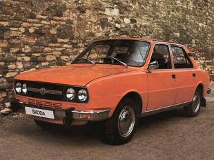 Skoda 105 I (1976 - 1990) Sedan