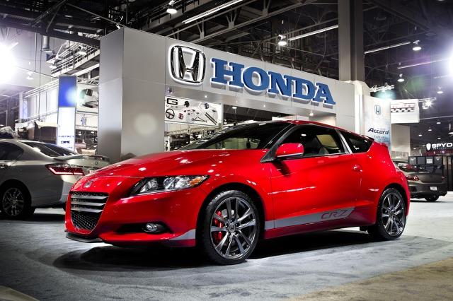 HPD CR-Z, Fot: Honda