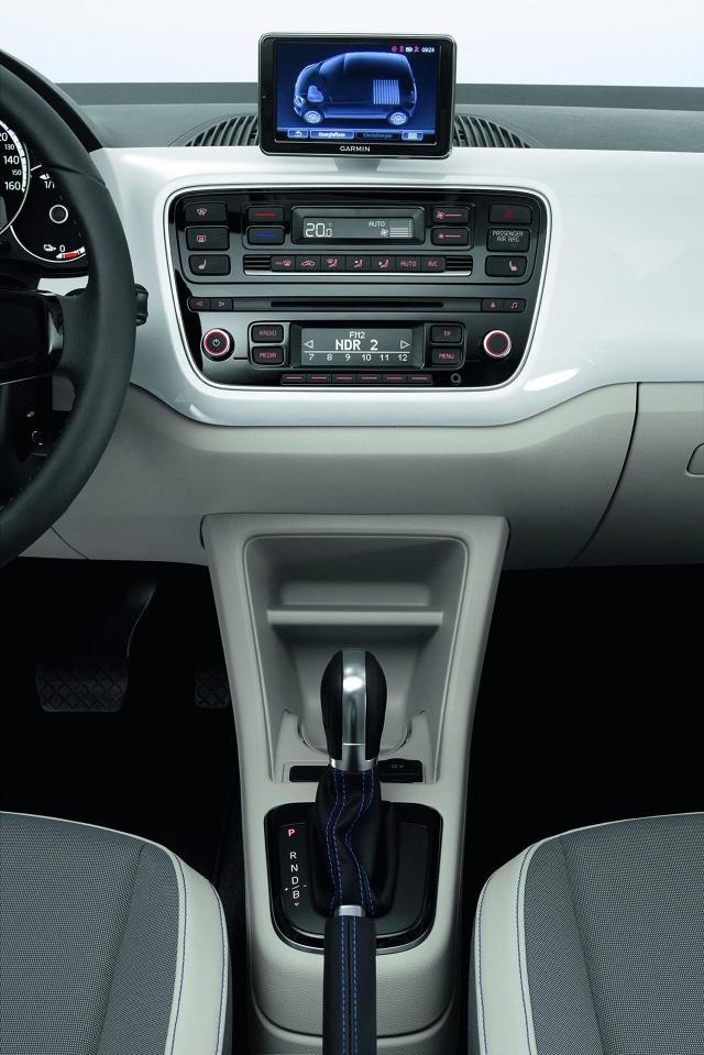 zdjęcie Volkswagen e-up!