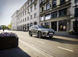 Lexus RX. Co oferuje limitowana wersja Sport Edition?
