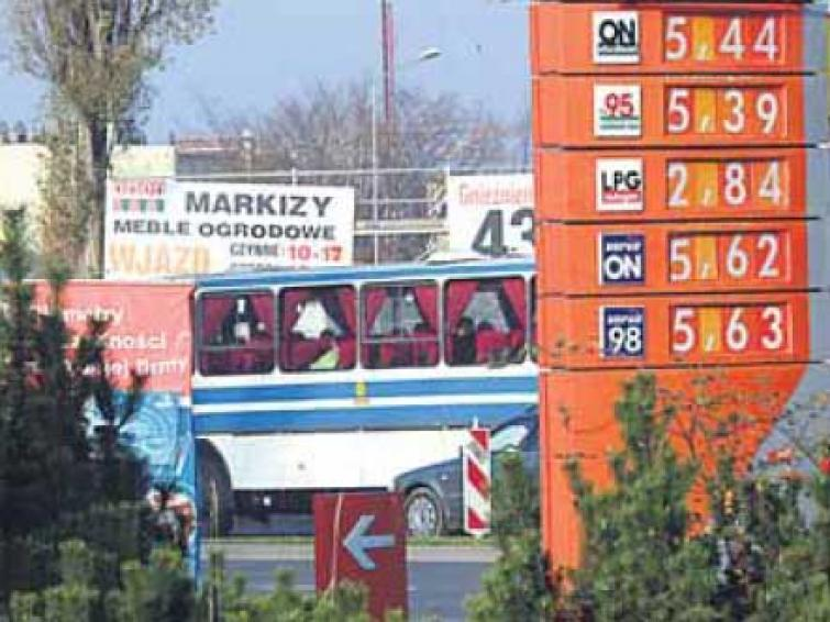 Zachodniopomorskie: Paliwo pod kontrolą. Lista skontrolowanych stacji benzynowych