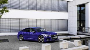 Audi A6 55 TFSI e quattro. Zelektryfikowana limuzyna