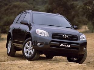 Toyota RAV 4 III (2005 - teraz) SUV