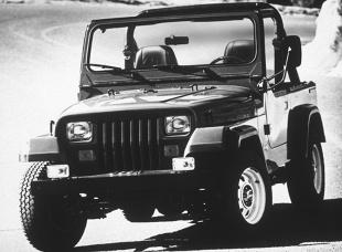 Jeep Wrangler I [YJ] (1987 - 1995) Terenowy