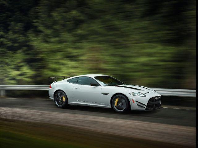 Jaguar XKR-S GT / Fot. Jaguar