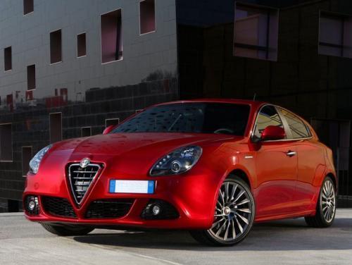 Alfa Romeo Giulietta W Wersji Kombi