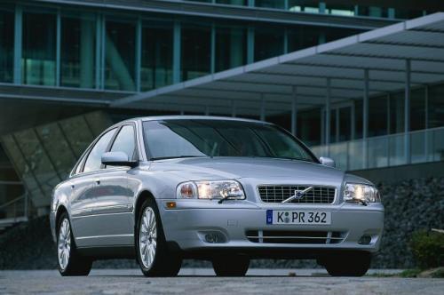 Fot. Volvo: W najbliższym czasie do serwisów zostanie wezwanych ok. 1500 polskich właścicieli aut marki Volvo, m.in. modelu S80.