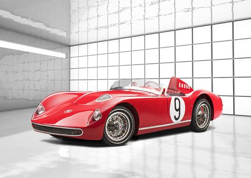 Skoda 1100 OHC  ŠKODA 1100 OHC, czyli kultowy model wyścigowy z końca lat 50., za sprawą innowacyjnych rozwiązań technicznych był jednym z najnowocześniejszych aut tego typu. Dzięki zastosowaniu nowoczesnego układu napędowego, niezależnego zawieszenia kół czy lekkiej karoserii z dodatkiem włókna szklanego model odniósł natychmiastowy sukces już w dniu premiery.  Fot. Skoda