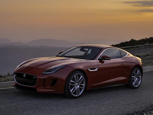 zdjęcie Jaguar F-Type