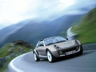 Smart Roadster I (2002 - 2006) Coupe